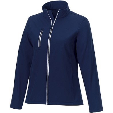 Orion Softshelljacke für Damen, navy, S