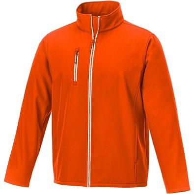 Orion Softshelljacke für Herren, orange, M