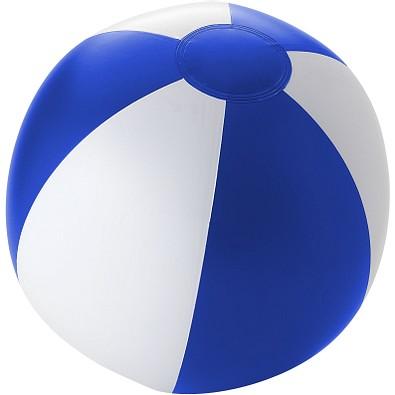 Wasserball Palma, royalblau/weiß