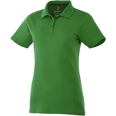 ELEVATE Damen Poloshirt Primus, Fern green, M