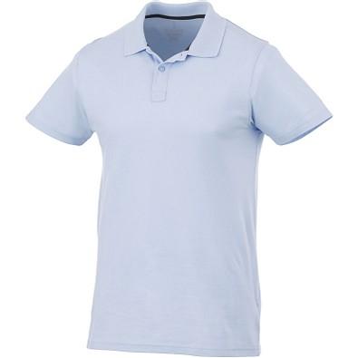 ELEVATE Herren Poloshirt Primus, hellblau, M
