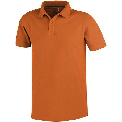 ELEVATE Herren Poloshirt Primus, orange, M