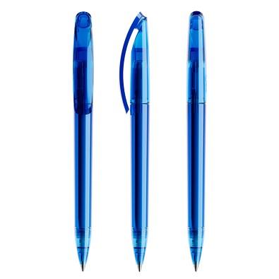 prodir® Drehkugelschreiber DS3.1 TTT Twist, blaue Mine, sky
