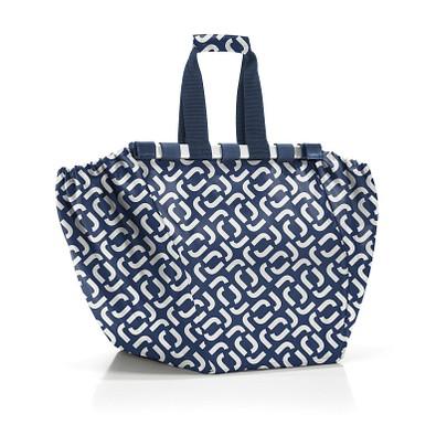 reisenthel® Einkaufswagentasche easyshoppingbag, signature navy