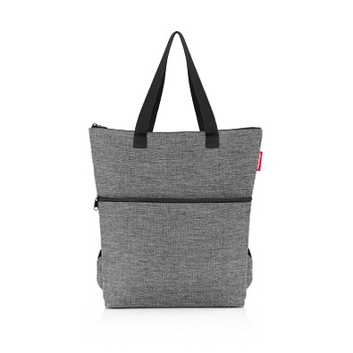 reisenthel® Kühltasche cooler-backpack, twist silver