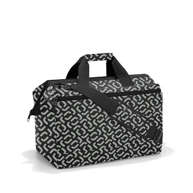 reisenthel® Reisetasche allrounder L pocket, signature black