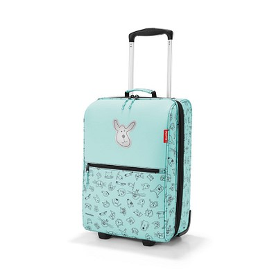 reisenthel® Reisetasche trolley XS kids, cats and dogs mint