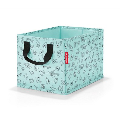 reisenthel® Textilbox storagebox kids, cats and dogs mint