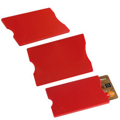 RFID Kartenetui Canterbury,rot