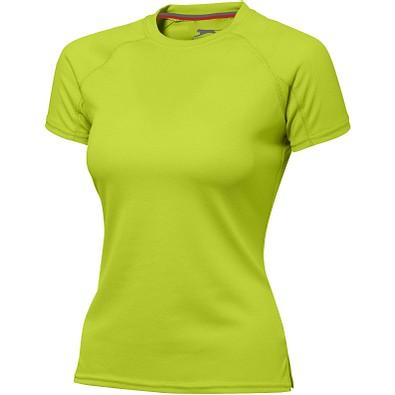 Slazenger™ Damen T-Shirt Serve cool Fit, apfelgrün, XXL