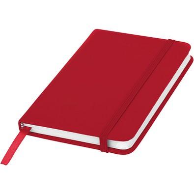 Spectrum Notizbuch, DIN A6, liniert, rot