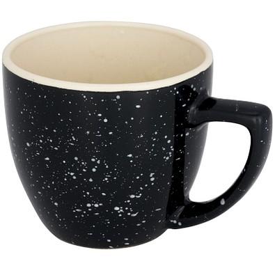 Sussix gesprenkelte Tasse, 325 ml, grau