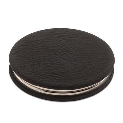 reflects® Taschenspiegel Melun, schwarz