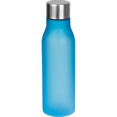 Trinkflasche aus Kunststoff, 550 ml, hellblau