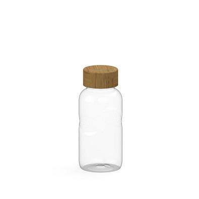 """Trinkflasche Carve """"Natural"""" klar-transparent 0,5 l, transparent"""