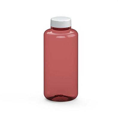 "Trinkflasche ""Refresh"" Colour 1,0 l, transluzent-rot"