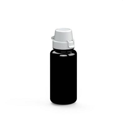 """Trinkflasche """"School"""" Colour 0,4 l, schwarz"""
