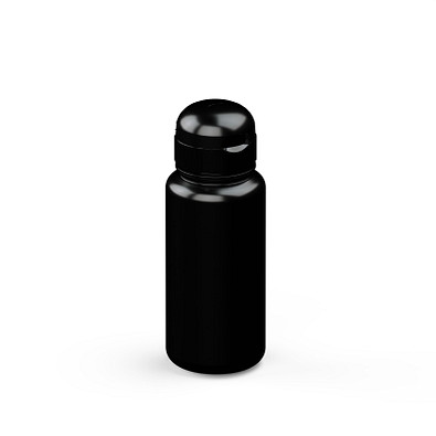 """Trinkflasche """"Sports"""" colour 0,4 l, schwarz"""