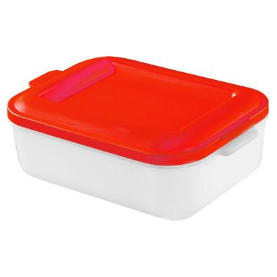 Vorratsdose Brot-Box, standard-rot