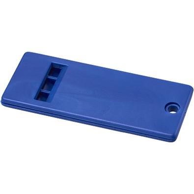 Wanda flache Pfeifen mit großer Branding-Oberfläche, blau